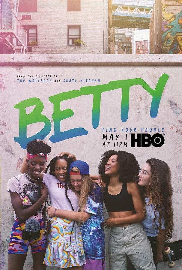 [电视剧][贝蒂 Betty 第二季][全6集]1080p 4k高清