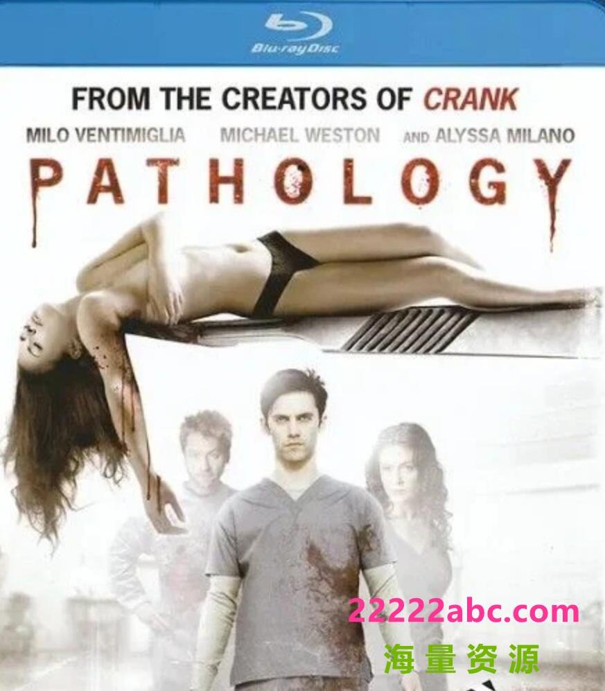 2008美国惊悚犯罪《恐怖解剖室/杀人竞赛》BD1080P.中英双字1080p|4k高清
