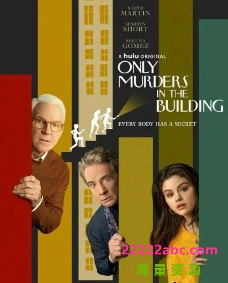 2021高分喜剧犯罪《公寓大楼里的谋杀案 第一季》全10集.HD1080P.中英双字1080p 4k高清
