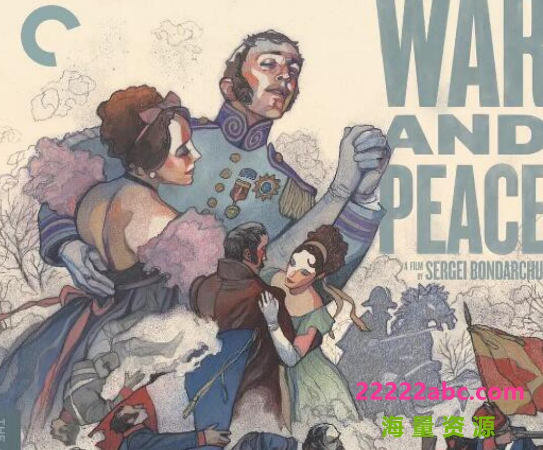 [电视剧][战争与和平][网盘资源下载][1080P高清65.6G][1968年][上译配音+央译配音]1080p 4k高清