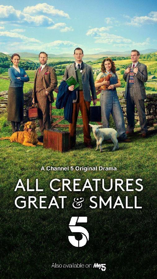 [万物既伟大又渺小 All Creatures Great and Small][英语中字][MP4][720P][人人影视]